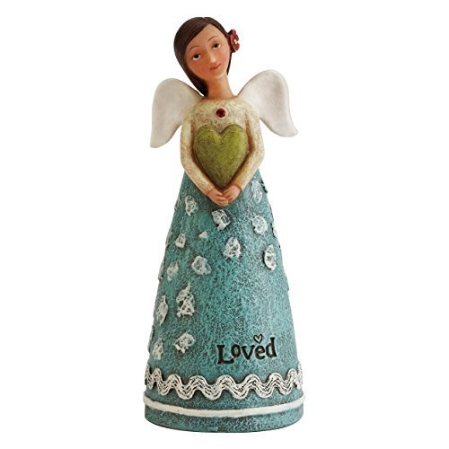 """Price comparison product image Kelly Rae Roberts """"July Birthday Wish Angel"""" Ornaments by Kelly Rae Roberts"""