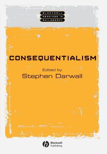 Consequentialism (Tapa Blanda)