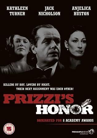 Prizzi's Honor [40] [DVD] Amazoncouk Jack Nicholson Kathleen Stunning Prizzi Sewing Machine