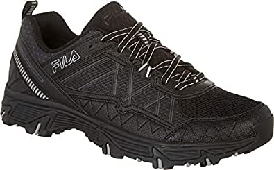 Fila Men's at Peake 20 Running Shoes Black Size: 7.5