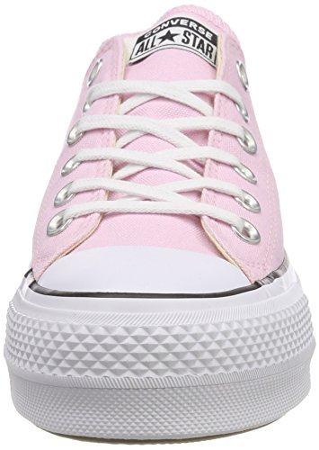 Cherry Baskets Femme Converse CTAS Ox Blossom Lift Rose White Black qO00tw8d