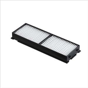 Epson V13H134A38 Filtro de aire para proyectores EH-TW5900-TW6000-TW6000W, plástico, negro