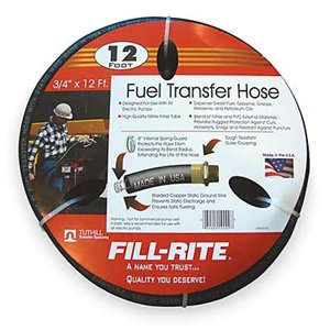 Fill-Rite Automotive Replacement Hoses