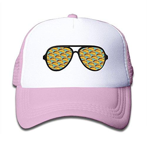 Taco Pattern Aviator Sunglasses Kid Truck Driver Cap Snapback Cap Cap Mutiple - Sunglasses Spokane