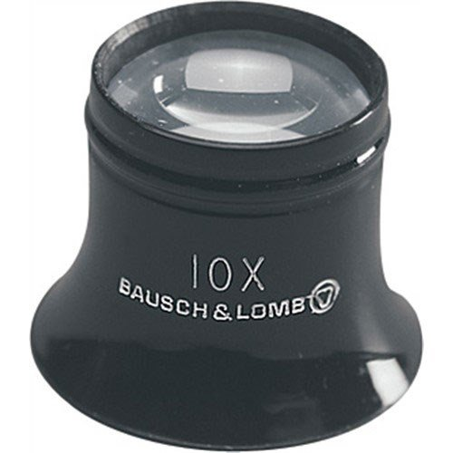 Magnifier Watchmakers - Bausch & Lomb 814171 Bausch and Lomb Inspection Loupe 7X Magnification - 1.5
