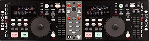 Denon DN-HC5000 and Serato ITCH Digital DJ System Black ()