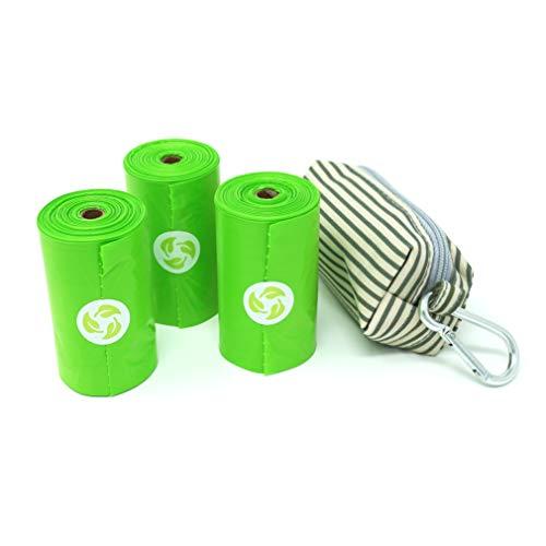 Earth Friendly Diaper Baggy Dispenser (Striped)