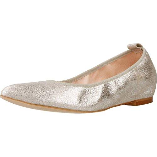 Pour Femmes Mikaela ArgentMarqueModèle Ballerines FemmesCouleur 17021 Silver QrdtCxhs