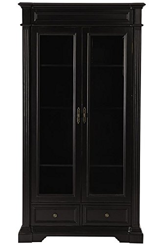 Bufford Glass Door Bookcase, 76