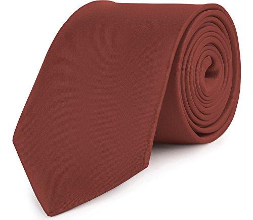 Tie Wide Brown KP Mans 8cm x 8 150cm Ladeheid EAqOwCW