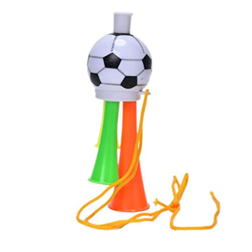 For World Cup Soccer Trophy Cheering Glowing Whistle Baomabao Speaker Game Cheer Football Horn Hooter Trumpet Instruments Music Toys