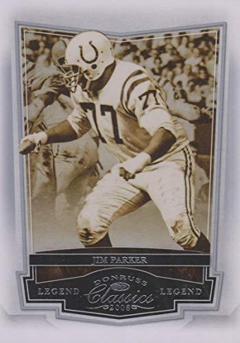 2008 Donruss Classics #113 Jim Parker Colts NFL Football Card NM-MT