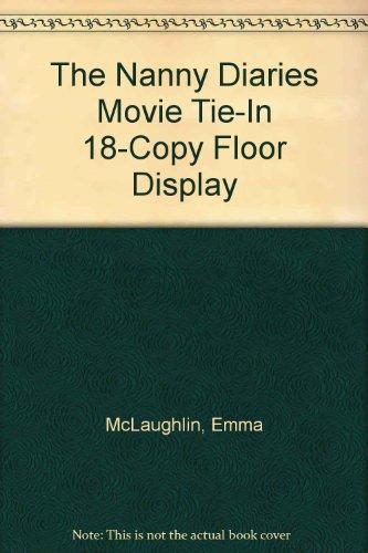 The Nanny Diaries Movie Tie-In 18-Copy Floor Display