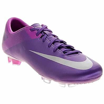Nike Men's NIKE MERCURIAL II FG SOCCER SHOES 10.5 Men US (COURT PURPLE/MTLC LUSTER/MGNT)