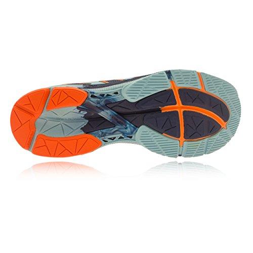 Asics Arancione da Noosa Blu 10 Corsa Tri Blu Navy Gel Scarpe Uomo 7OrTRq71
