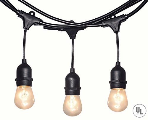 Commercial Outdoor Light Strands - 7