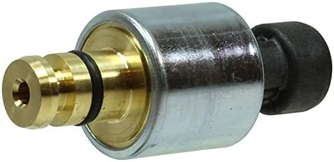 50-1020 EPC Solenoid With Inductive Signal 2-Red Screens 4.5 ohm