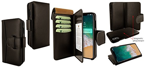 Piel Frama 793 Brown WalletMagnum Leather Case for Apple iPhone X by Piel Frama (Image #6)