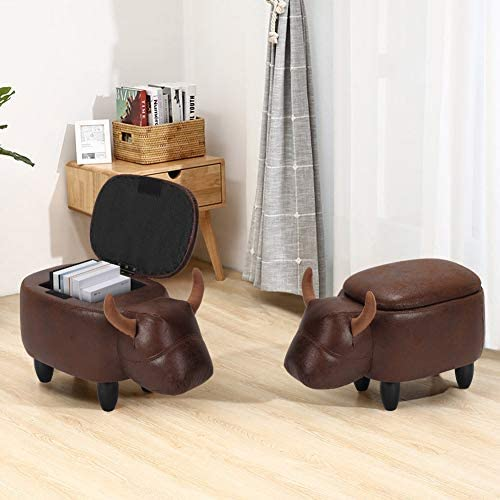 Animal Ottoman Storage Ottoman