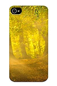 [0285aae2382]premium Phone Case For Iphone 5c/ Early Autumn Morning Tpu Case Cover(best Gift Choice) by kobestar