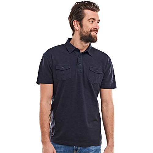 engbers Herren Poloshirt, 23617, Blau