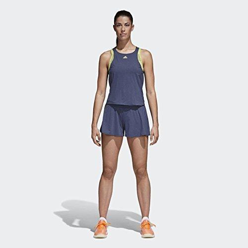 adidas Women`s Melbourne Tennis Jumpsuit Noble Indigo - - Tennis Suit