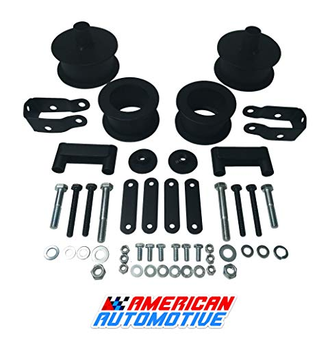 American Automotive Wrangler JK Full Lift Kit 3