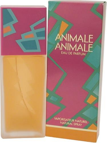 Animale Animale By Animale Parfums For Women. Eau De Parfum Spray 3.4 Ounces Animal Perfume