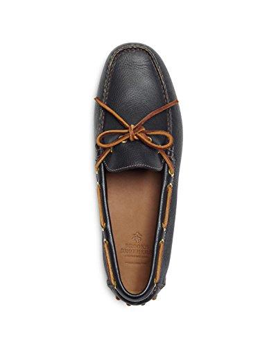 Brooks Brothers Men's Tmbld Drvr NVY Blue Shoes Navy GApD9