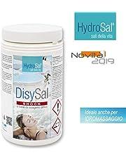 HYDROSAL DisySal Shock 1,5 kg. - Óxigeno granular para Tratamiento de Choque. Ideal para Piscina o hidromasaje (Teuco, Jacuzzi, Dimhora, Intex,Bestway,ECC). Envío inmediato.