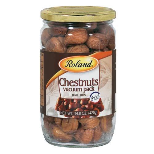 Roland Chestnut Whole Natural Jar, 14.8 oz by Roland