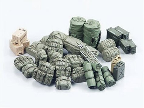 1/35 Mod US Military Equip Set