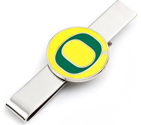 Cufflinks Inc Men's Oregon Ducks Tie Bar