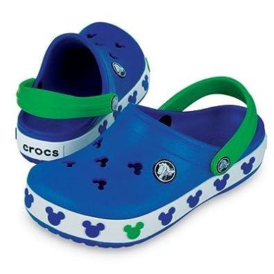 bb38e9a3980790 crocs Kids  Crocband Mickey II Clog