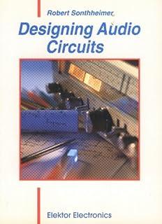 Handbook of audio circuit design: Robert Gordon Middleton