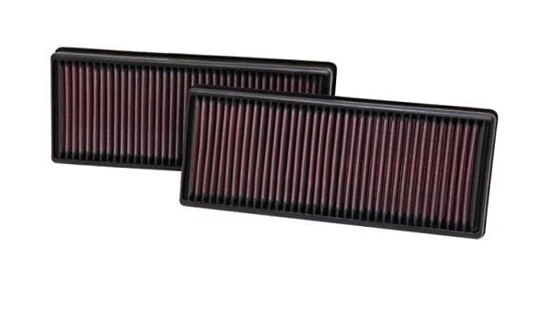 K/&N 33-2474 Air Intake Filter Set Mercedes Benz CL500 CLS500 S500 E63 S63 E550
