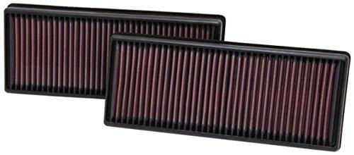 K&N Air Filter Mercedes AMG C218 CLS63 W212 E63 W221 S63 C216 CL63 5.5 BiTurbo