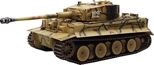 RC Battle Tank Tiger I (with Infrared Battle System) ()