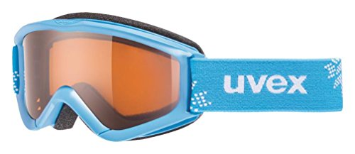 UVEX Skibrille Speedy Pro, Blue Snowflake, One Size, 5538190412