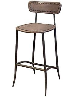 Sensational Amazon Com William Sheppee Usa Rocket Bar Stool Kitchen Machost Co Dining Chair Design Ideas Machostcouk