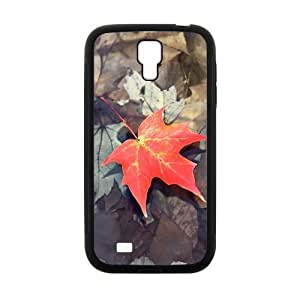 Fallen Maple Leaves Fashion Personalized Clear Cell Phone For Case Iphone 6Plus 5.5inch Cover