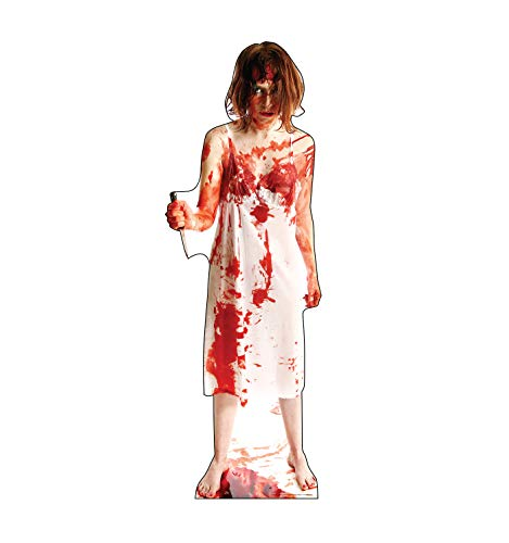 Advanced Graphics Psycho Lady Life Size Cardboard Cutout Standup]()
