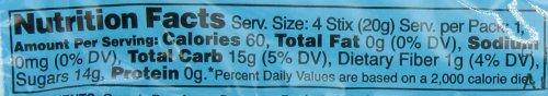 Glorybee, Agave Stix, Organic Agave, 5 Straws (Pack of 16)