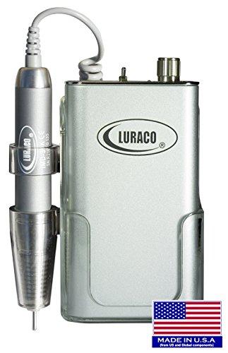 (Luraco Pro-30K Electric Nail File (Drill)-Silver)