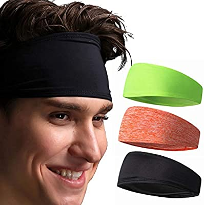 Udodo Sport Headband Banda Cinta de Cabeza para Mujer Hombre ...