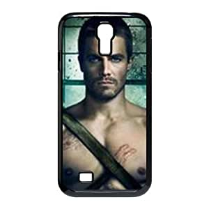 C-EUR Customized Green Arrow Pattern Protective Case Cover for Samsung Galaxy S4 I9500 by icecream design