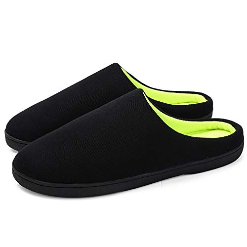 Mantener De Dogeek Casa Invierno Y Zapatillas Azul Tamaño Gris Caliente Hombre Negro Antideslizante Zapato 47 36 TTwY1q