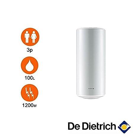 Calentadores de agua ceb 100 litros de pared de dietrich