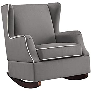 Cool Amazon Com Dorel Asia Baby Relax Mackenzie Rocker In Gray Cjindustries Chair Design For Home Cjindustriesco