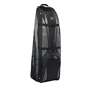 Wilson Staff Pro Wheeled Travel Cover, Black